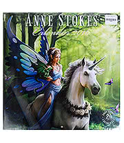 Anne Stokes The Realms 2016 Calendar