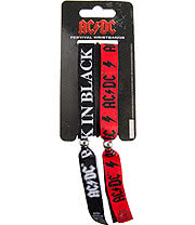AC/DC Official Festival Wristbands (2 Pack)