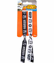 Star Wars Empire Festival Wristbands (2 Pack)