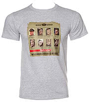 Dad's Army 1940 Walmington-On-Sea T Shirt (Grey)