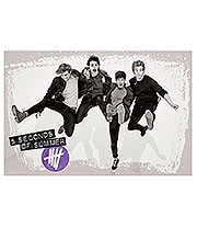 5 Seconds Of Summer Jump Official Poster