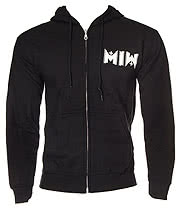 Motionless In White Finger Hoodie (Black)