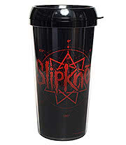 Slipknot Logo Travel Mug (Multi)