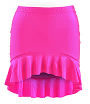 Insanity Frilly Skirt (Pink)