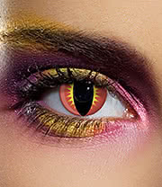 EDIT 90 Day Coloured Contact Lenses (Dragon Eye)