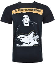 Lou Reed Transformer T Shirt (Black)