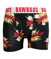 Bawbags KAPOW Boxers (Black)