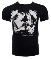 Florence and the Machine Negative T Shirt (Black)