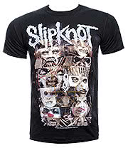 Slipknot Creatures T Shirt (Black)