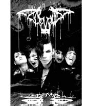 Black Veil Brides Darkest Poster