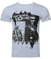 My Chemical Romance War Path T Shirt (Grey)