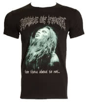 Cradle Of Filth Corpse T Shirt (Black)
