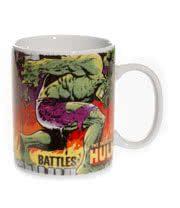 Marvel Comics Mug (The Incredible Hulk)