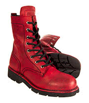 New Rock Boots Style M1423 C8 Rojo (Red)