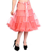 "Banned 50's 24"" Petticoat (Pink)"
