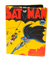 DC Comics Batman Comics iPad Case (Yellow)