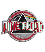 Pink Floyd Belt Buckle (Multi-Coloured)