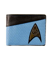 Star Trek Wallet (Blue)