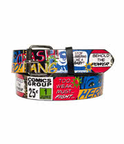 Blue Banana Comic Hero Crash Bang Belt (Multi Coloured)