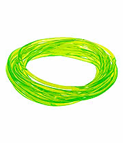 Blue Banana Pack Of 12 Gummy Bracelets (Green)