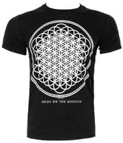 Bring Me The Horizon Sempiternal T Shirt (Black)