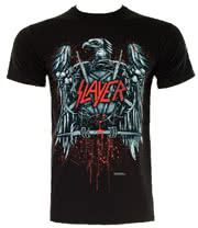 Slayer Ammunition T Shirt (Black)