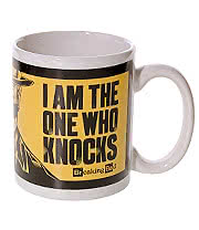 Breaking Bad I Am The One Who Knocks Mug