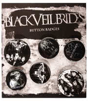 Black Veil Brides Darkest Badge Pack