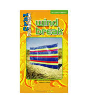 Nalu 4 Pole Windbreak (Multi-Coloured)