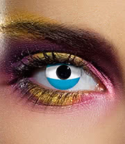 EDIT 90 Day Flag Contact Lenses (Argentina)