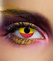 EDIT 90 Day Flag Contact Lenses (Spain)