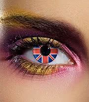EDIT 90 Day Flag Contact Lenses (United Kingdom)