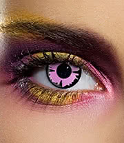 EDIT 90 Day Coloured Contact Lenses (Witch Violet)