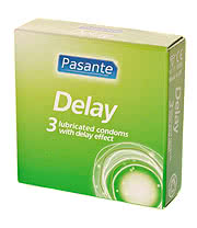 Pasante Delay Condoms (Pack Of 3)