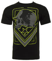 Metal Mulisha Tag T Shirt (Black)