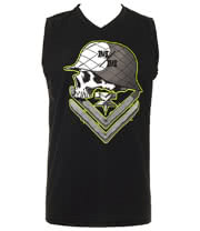 Metal Mulisha Cerebo Vest (Black)