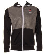 Alpinestars Freemont Zip Fleece Hoodie (Charcoal/Black)