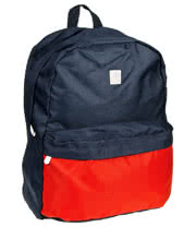 Etnies Entry Backpack (Navy/Orange)