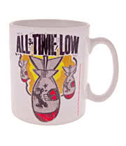 All Time Low Dabomb Mug (White)