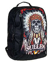 Sullen Art Studio Hays Chief Backpack (Black)