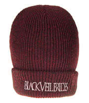 Black Veil Brides Beanie (Burgundy)