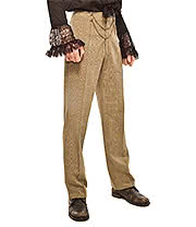 Phaze Emporium Lady Wales Steampunk Trousers (Brown)