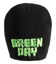 Green Day Logo Beanie (Black)
