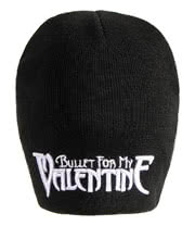 Bullet For My Valentine Logo Beanie (Black)