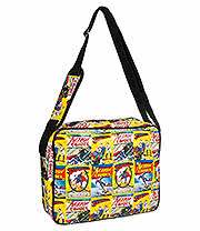 Superman Comic Messenger Bag (Multi Coloured)