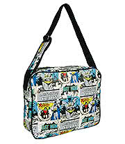 Batman & Robin Messenger Bag (Multi Coloured)