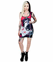 Too Fast Possesion Bettie Dress