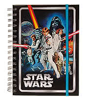 Star Wars New Hope A5 Notebook