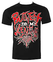 Bullet For My Valentine Doom T Shirt (Black)