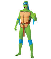 Rubies 2nd Skin Teenage Mutant Ninja Turtle Costume (Leonardo)